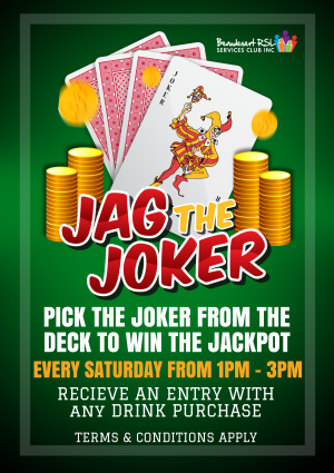 jag the joker poster